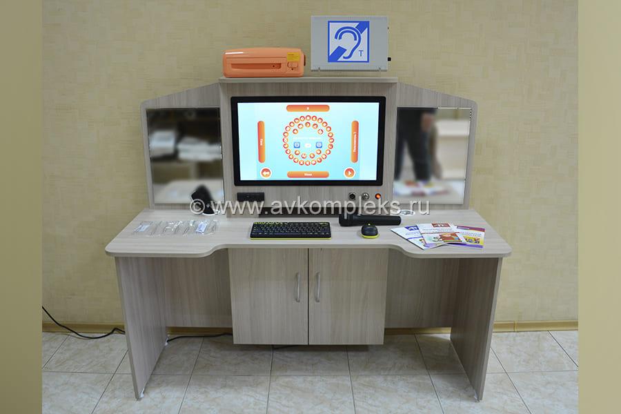 Профессиональная мебель для кабинетов логопеда